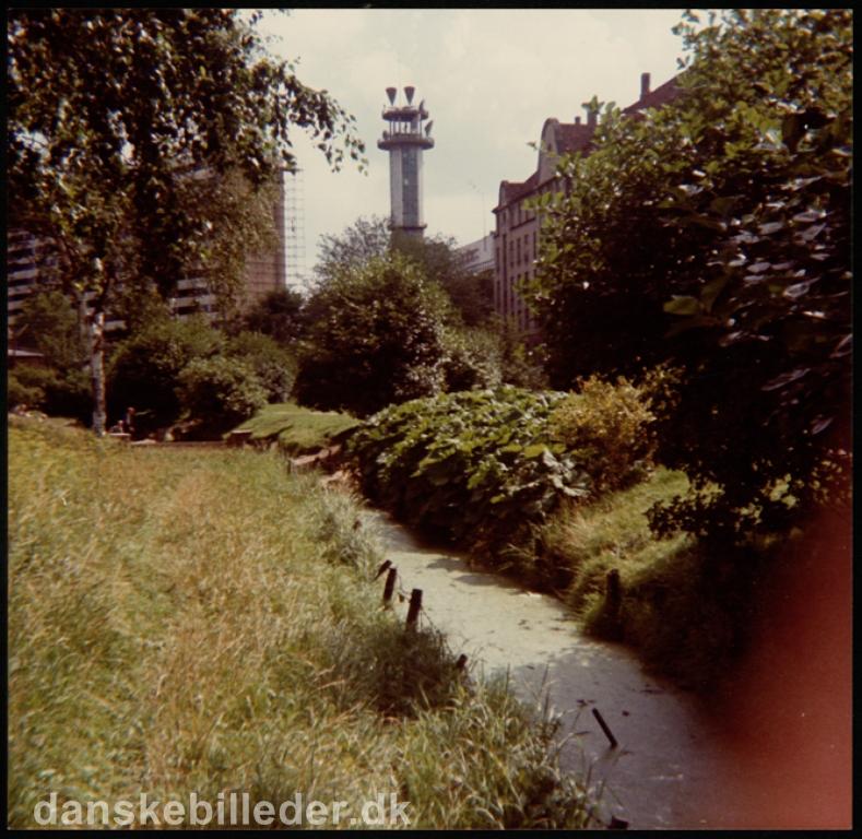 1969 Ladegårdsåens sidste dage